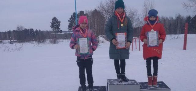 Первенство Иланского района по лыжным гонкам